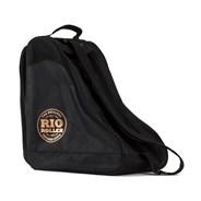 Rose Gold Ice/Roller Skate Carry Bag - Black