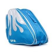Pro Ice/Roller Skate Carry Bag - Blue