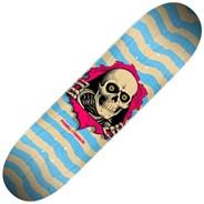 Peralta Ripper #248 8.25inch Skateboard Deck - Blue