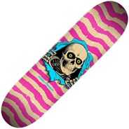 Peralta Ripper #249 8.5inch Skateboard Deck - Pink