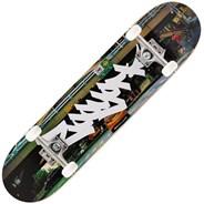 OG 95 Tag Brooklyn 7.75inch Complete Skateboard - Multi