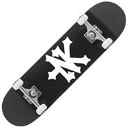 OG 95 Crackerjack 7.75inch Complete Skateboard - Black/White