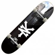 OG 95 Crackerjack Wall Street 8.25inch Complete Skateboard - Multi