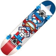 Stars 7.25inch Mini Complete Skateboard