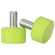 Gumball Toe Stops V2.0 - Lime 75A