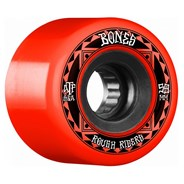 Rough Riders Runners ATF 59mm Red Skateboard Wheels