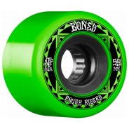Rough Riders Runners ATF 59mm Green Skateboard Wheels