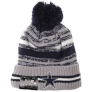 NFL Sideline Knit 2021 Home Game Beanie - Dallas Cowboys