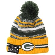 NFL Sideline Knit 2021 Home Game Beanie - Green Bay Packers