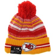 NFL Sideline Knit 2021 Home Game Beanie - Kansas City Chiefs
