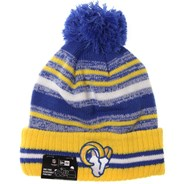 NFL Sideline Knit 2021 Home Game Beanie - Los Angeles Rams