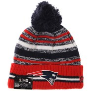 NFL Sideline Knit 2021 Home Game Beanie - New England Patriots