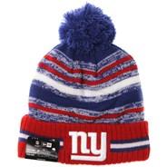NFL Sideline Knit 2021 Home Game Beanie - New York Giants