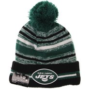 NFL Sideline Knit 2021 Home Game Beanie - New York Jets
