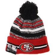 NFL Sideline Knit 2021 Home Game Beanie - San Francisco 49ers