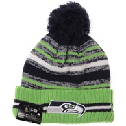 NFL Sideline Knit 2021 Home Game Beanie - Seattle Seahawks