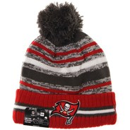 NFL Sideline Knit 2021 Home Game Beanie - Tampa Bay Buccaneers