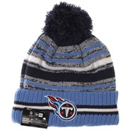 NFL Sideline Knit 2021 Home Game Beanie - Tennessee Titans