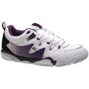 Symbol White/Black/Print Shoe