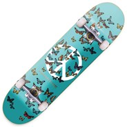 Codes Complete Skateboard - 8inch