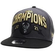 Milwaukee Bucks NBA Champs 2021 9FIFTY Snapback