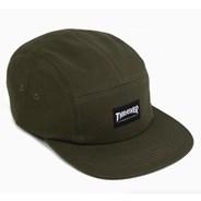 5 Panel Army Cap