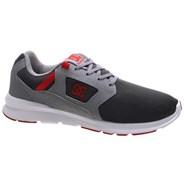 Skyline Grey/Grey/Red Shoe