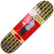 Silas Baxter Neal Indigenous P2 8.25inch Skateboard Deck