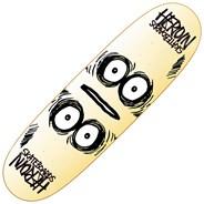 Symmetrical Egg 9inch Skateboard Deck