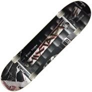Mix Tape 8inch Complete Skateboard - Multi