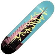 Chrysler Tag Pop 8.25inch Skateboard Deck