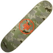 ZY Camo Spec 8inch Skateboard Deck