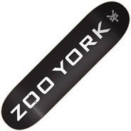 OG 95 Logo Block 7.75inch Skateboard Deck - Black/White/Grey
