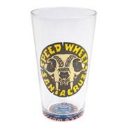 SW Skull Pint Glass