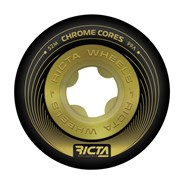 Chrome Core 52mm 99A Black/Gold Wheel