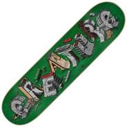 Slaab DIY 7.75inch Skateboard Deck - Green