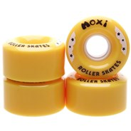 Rainbow Rider 58mm/82a Roller Skate Wheels - Yellow