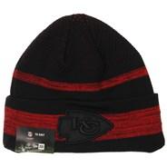 NFL Sideline Tech Knit 2021 Beanie - Kansas City Chiefs