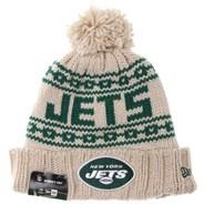NFL Sideline Knit 2021 Womens Beanie - New York Jets