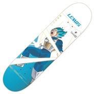 Lemos DBS2 Vegeta SSG 8.125inch Skateboard Deck