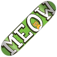 Logo Green 7.5inch Skateboard Deck