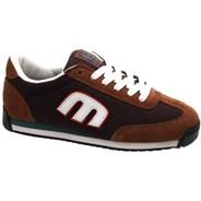 Lo-Cut II LS Brown/White/Brown Shoe