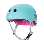 Sweatsaver Helmet - Teal Hologram