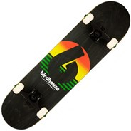 Stage 3 Sunset 7.75 Complete Skateboard- Rasta