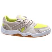 Cykle White/Green/Gum Shoe