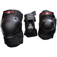 Saver Series 3 Pad Combo Set - Black