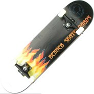 A Series Flame Complete Skateboard