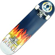 B Series Smoke Complete Skateboard