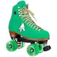 New Lolly Quad Roller Skates - Apple Green