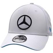 Mercedes Benz Formula E Replica 940 Cap - White